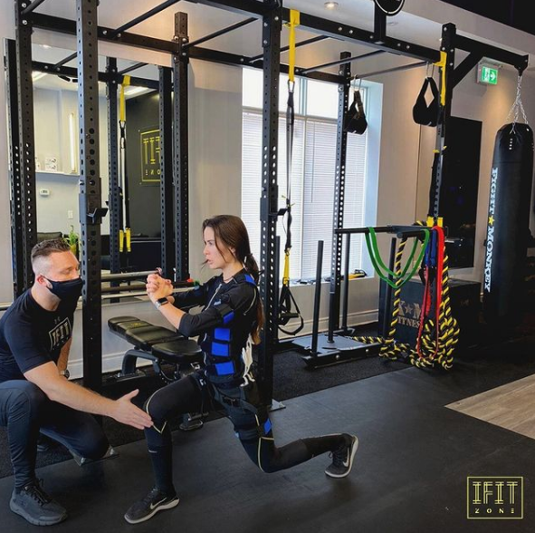 vaughan personal training at home by ifitzone