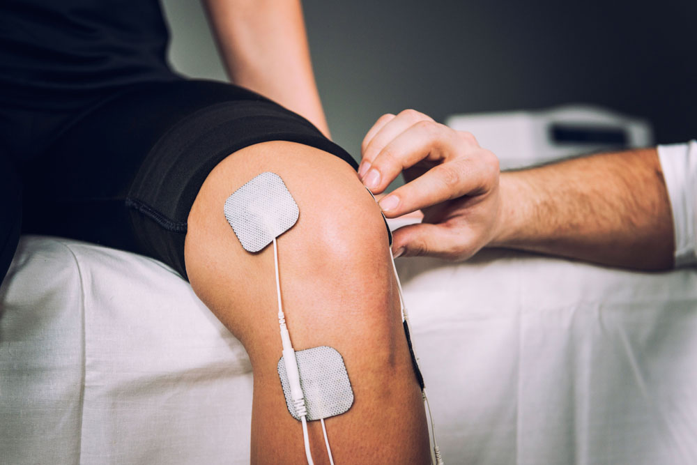 Benefit Of Ems For Injury Recovery